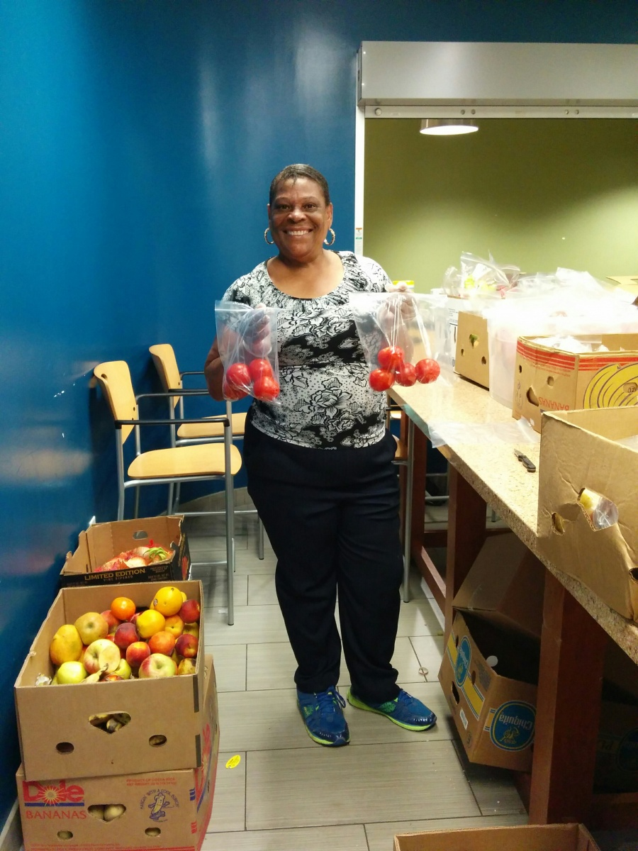 Food Bank Voluntter