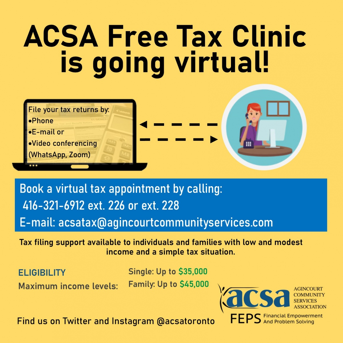 Virtual Tax Clinic